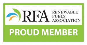 Proud Member of Renewable Fuels Association